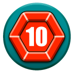 Hex Chains Icon